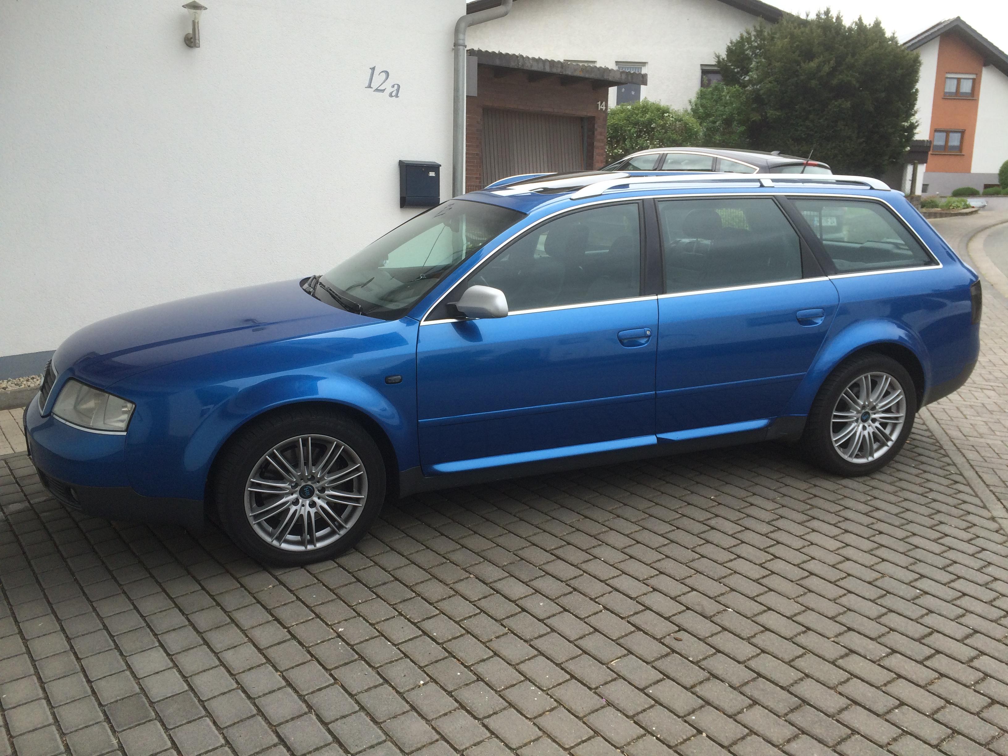Fahrzeugbeispiel Chiptuning Audi A4 (3)